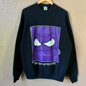 1996 Get Out Of My Face! Freeze NY Crewneck